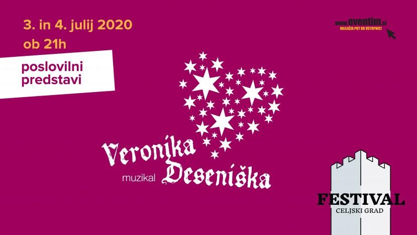 Veronika Deseniška 2020